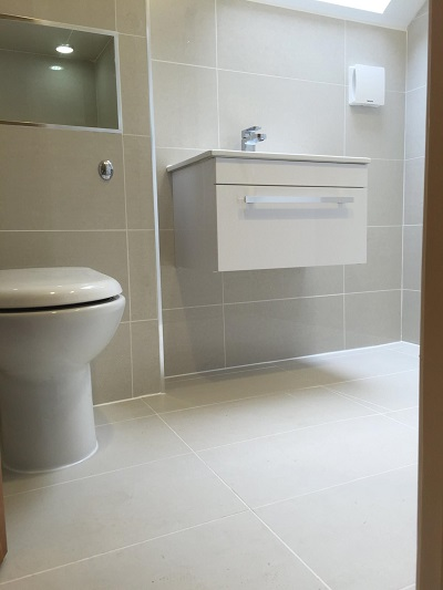 Wetroom Installation In Milford Haven