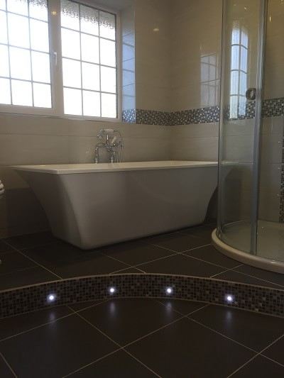 Ensuite bathroom refurbishment in Milford Haven