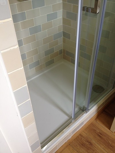 Ensuite design and installation in Pembroke