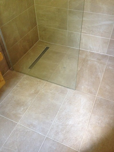 Ensuite wet room design and installation in Pembroke