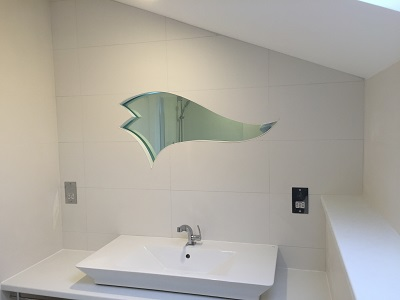 Design and refurbish master ensuite convert to wetroom